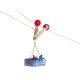 Kraul - 1100 - Seilflitzer mit 10 m Schnur