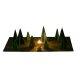 einfaches Waldschattenspiel