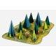 Kraul - 7110 - märchenhaftes Waldschattenspiel
