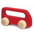 Ostheimer - 5560230 - Bus, klein, rot