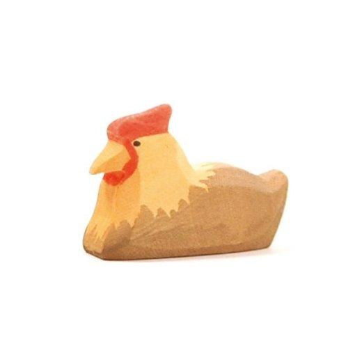 Ostheimer - 13122 - Huhn braun liegend