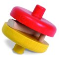 NIC - 1635 - MB Multibahn Klapperscheibe rot/gelb