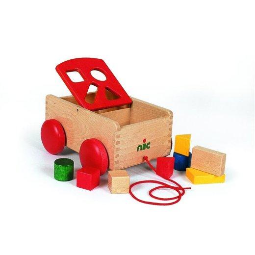 NIC - 1552 - Formenwagen rot