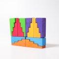 Grimms - 42098 - Treppendächer Regenbogen