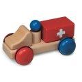 Fagus - 12.04 - mini Krankenwagen