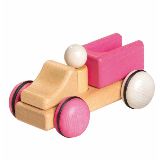 Fagus - 12.12 - mini LKW pink