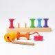 Grimms - 10316 - Fädelspiel kleine Holzspulen